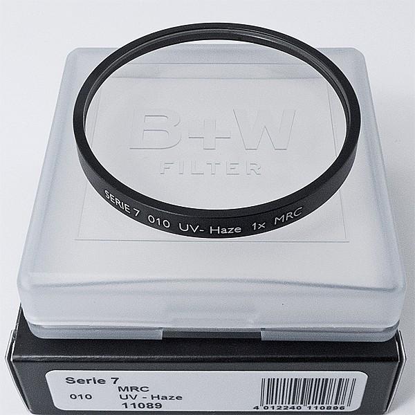 B+W UV-Filter 010 MRC Serienfassung 7