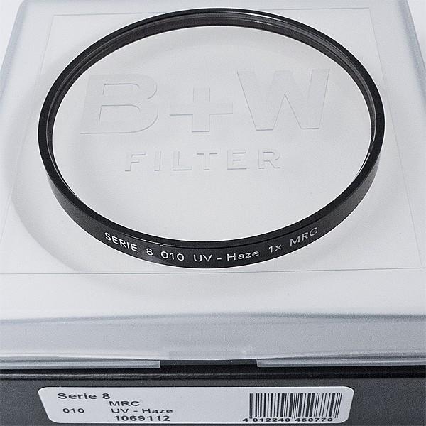 B+W UV-Filter 010 MRC Serienfassung 8