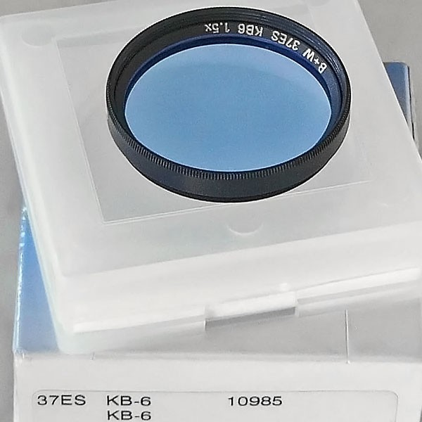 B+W Filter KB 6 Ø 37,0 mm