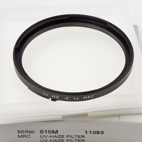 B+W UV-Filter 010 MRC Bajonett 60