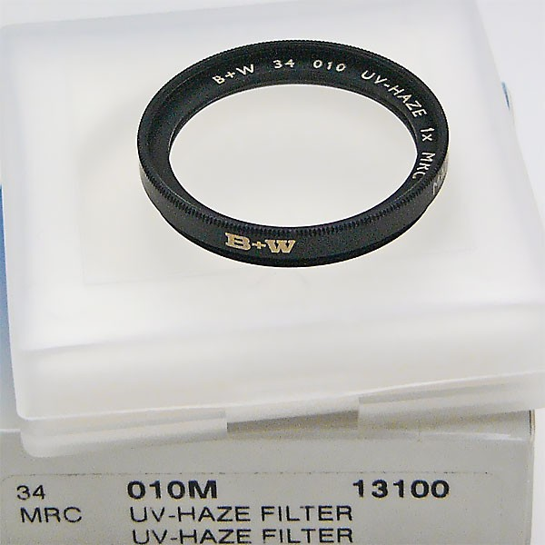 B+W UV-Filter 010 MRC Ø 34,0 mm