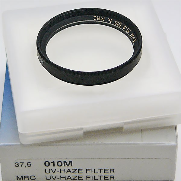 B+W UV-Filter 010 MRC Ø 37,5 mm