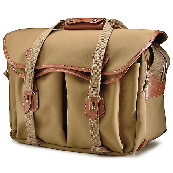 Billingham 445 Khaki / Tan (Canvas / Leder)