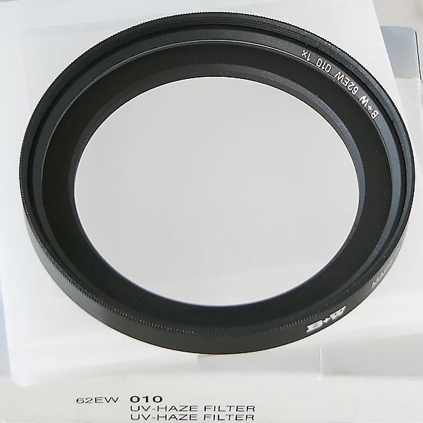 B+W UV-Filter 010 Ø 62,0 mm, überbaute Fassung EW